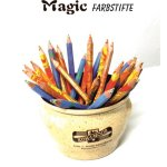 * Magic- Farbstifte