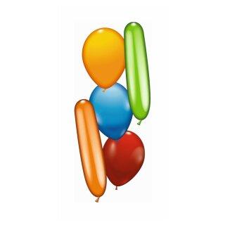 luftballon formen